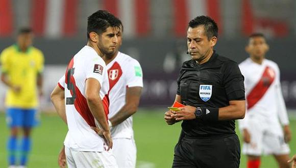 Zambrano no juega con la Selección Peruana desde el 13 de octubre de 2020 (Foto: FPF)