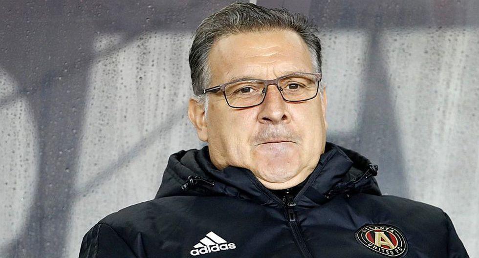'Tata' Martino rechaza renovación con Atlanta United y suena en México
