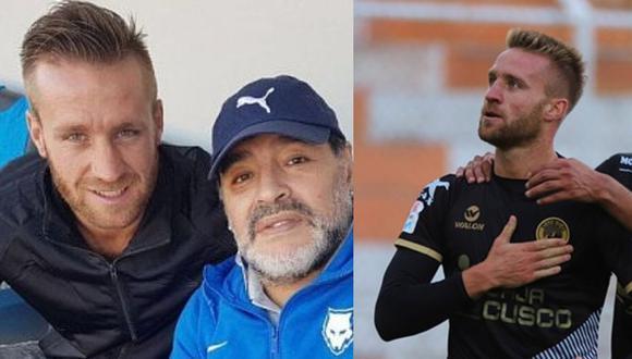 Danilo Carando militó el 2018 en el Al Fujairah