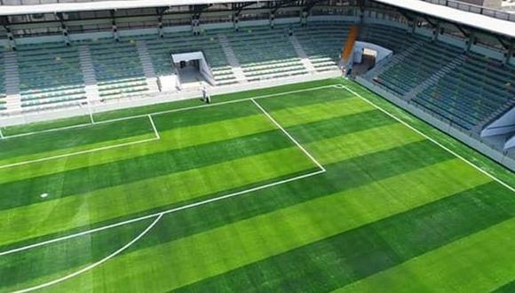 Copa Perú: DIM - Deportivo Llacuabamba por la Etapa Nacional se jugará en estadio de Ate   FOTO