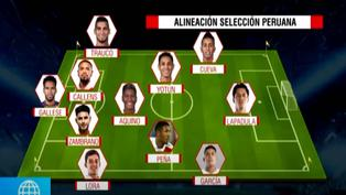 Descubre la alineación de Perú ante Argentina en el estadio Monumental de River Plate