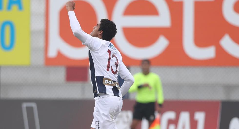 Alianza Lima empató 1-1 con Sport Huancayo con gol agónico de Carlos Beltrán [RESUMEN]