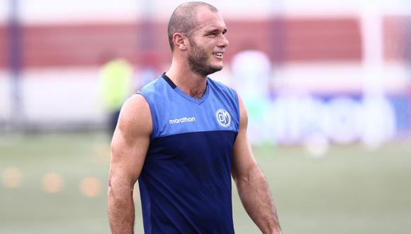 Adrián Zela fue separado de Boys a finales de agosto. (Foto: Municipal)