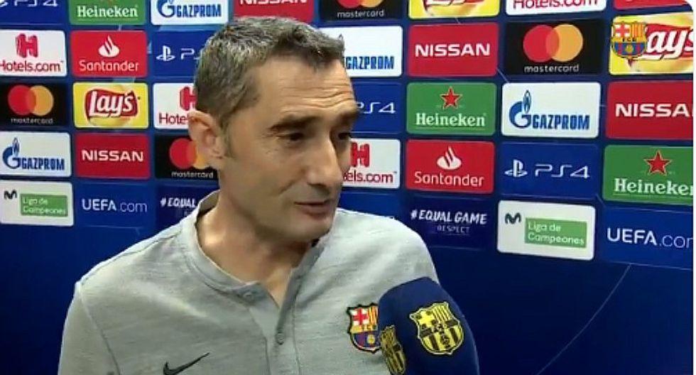 Barcelona vs. Liverpool: Valverde responde fuerte a Klopp tras minimizar el Camp Nou