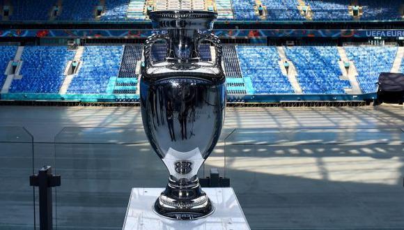 La final de la Eurocopa será el 11 de julio en el Estadio de Wembley. (Foto: AFP)