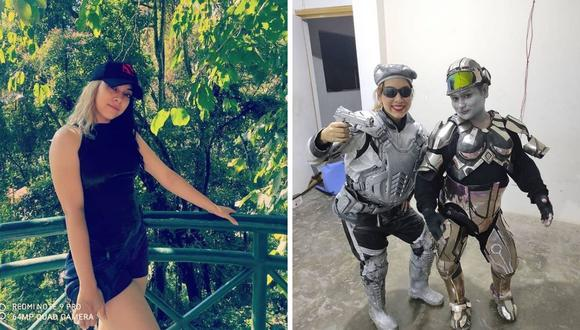 """""""Robotín y Robotina"""" confirmaron su romance hace unos días en """"Magaly TV: La Firme"""". (Foto: Instagram @robotina.17)"""