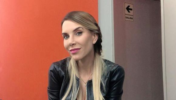 """La periodista de ATV, Juliana Oxenford ha sido hackeada y así lo anunció en su cuenta de Instagram: """"No tengo acceso a nada"""" (FOTO: Instagram)"""