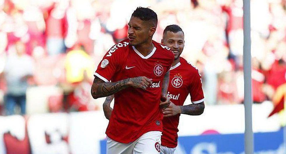 VÍA GOLTV | Internacional vs. Athletico PR EN VIVO: Paolo Guerrero cerca de romper récord histórico en la Copa de Brasil