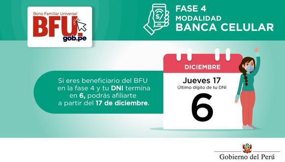 Desde el pasado 17 de diciembre, el Segundo Bono Familiar de 760 soles empezó a repartirse entre los beneficiarios y aquí te contamos hasta cuándo puedes reclamar el subsidio del Estado.