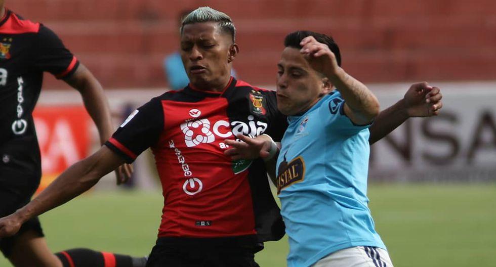 Sporting Cristal vs. FBC Melgar en el Monumental de la UNSA por el Torneo Clausura 2019  | Foto: Nicolás Barrueto