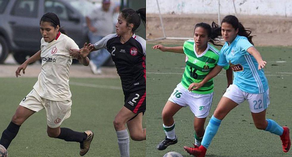 Conoce a los clasificados a la penúltima fase de Copa Perú Femenina