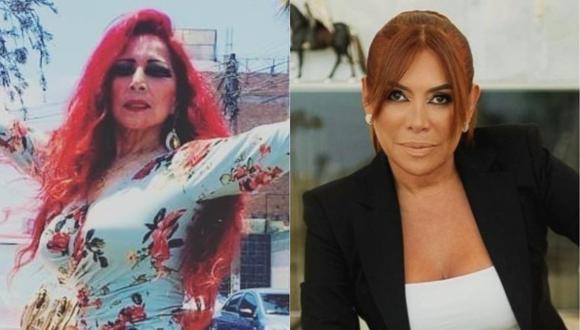 """Monique Pardo elogió a Magaly Medina: """"Es un ángel para mí"""". (Foto: Instagram)"""