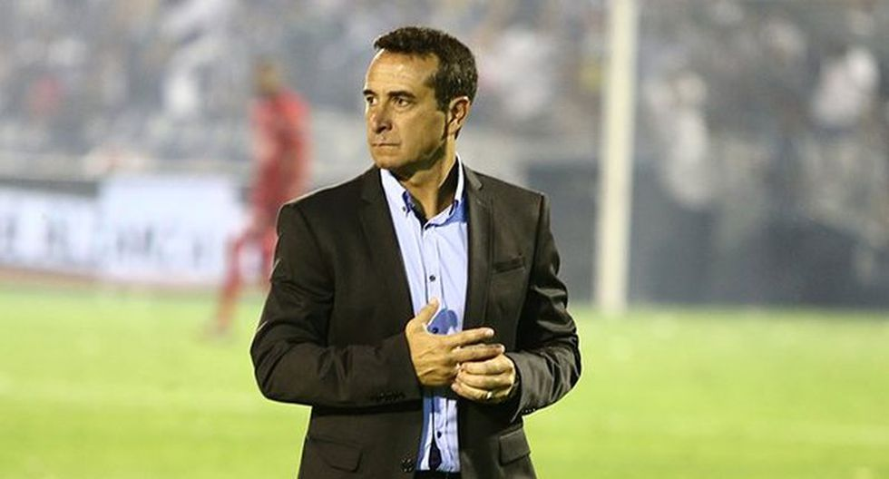 Alianza Lima: ¿Por qué Guillermo Sanguinetti debe irse del equipo?