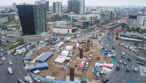 La Municipalidad de Lima detalló que la obra beneficiará a más de 500 mil vecinos de La Molina y Surco, además de usuarios de Ate, San Borja y San Luis. (Foto: MML)