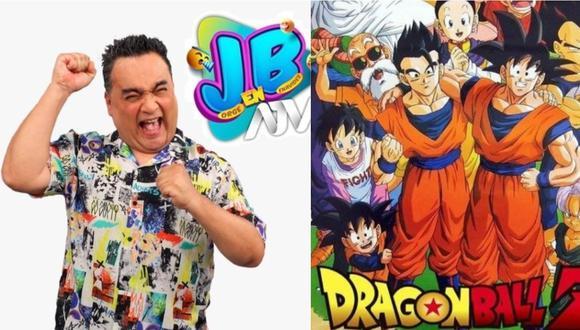 "Jorge Benavides pide ayuda a sus fans para armar sketch sobre ""Dragon Ball Z"". (Foto: @jbjorgebenavides)"