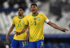 """Thiago Silva sobre Brasil: """"Estamos siendo muy criticados por como estamos jugando"""""""