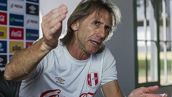 """Ricardo Gareca: """"No tendría problemas en jugar Eliminatorias en Arequipa"""""""
