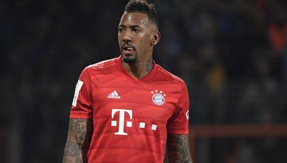 Jerome Boateng se puso sensible y compartió emotivo mensaje por su salida de Bayern Múnich. (Foto: AFP)