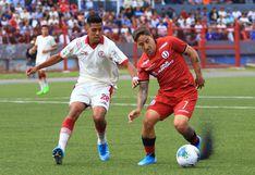 [RESUMEN DEL PARTIDO] Universitario igualó 1-1 con UTC en Cajamarca por el Torneo Clausura