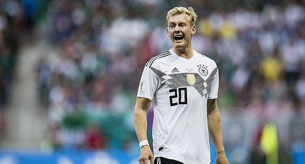 El nuevo '10' de Alemania que jugará ante la selección peruana