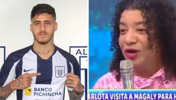 Carlos Vílchez le dijo de todo a Beto da Silva.