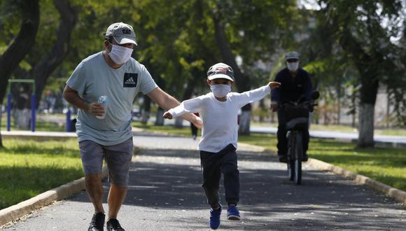 Gobierno de Manuel Merino también retiró la prohibición para que estos paseos no se realicen a más de quinientos (500) metros de los domicilios. (Foto: GEC)