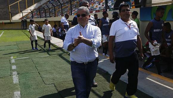 Universitario de Deportes: Vento ve complicada la Copa Libertadores