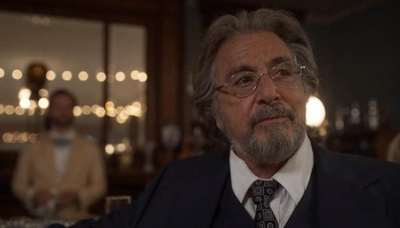 """Confirman segunda temporada de """"Hunters"""", la serie que recupera a Al Pacino en TV.  (Fuente: Amazon Prime Video)"""