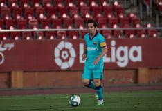 Barcelona vs. Valladolid: Lionel Messi superó récord de asistencias en una temporada de LaLiga