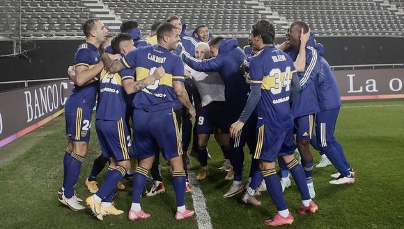 Boca Juniors eliminó a River Plate por penales y clasificó a los cuartos de final de la Copa de Argentina.