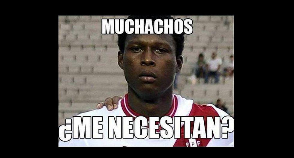 Perú vs. Colombia: vacílate con los mejores memes tras la goleada que sufrió la selección peruana Sub 23 | FOTOS