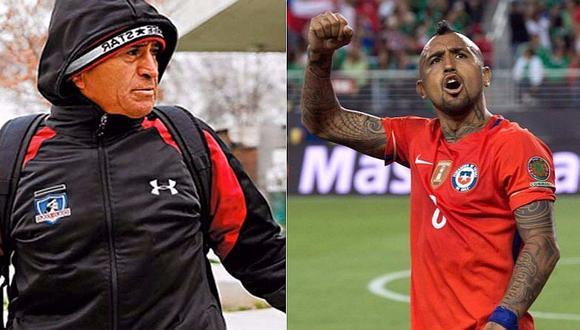 Padre de Arturo Vidal sale en defensa de su hijo y de la 'Roja'