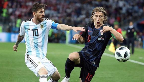 Tarjetas amarillas podrían eliminar a Argentina de Rusia 2018