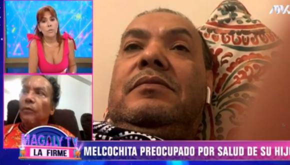 En comunicación con Magaly TV La Firme, Pablo Villanueva, hijo del reconocido Melcochita contó cómo vive en estos días en New York tras ser diagnosticado con coronavirus