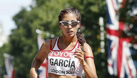 Atletismo: Kimberly García consigue marca mundial en Trujillo