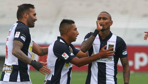 Alianza Lima y Sport Boys se enfrentaron por la fecha 8 de la Liga 1 | Foto: @LigaFutProf
