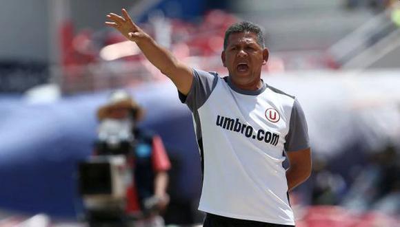"""El """"Puma"""" Carranza señaló que las reglas y protocolos se deben cumplir así perjudique a su querido Universitario. (Foto: GEC)"""