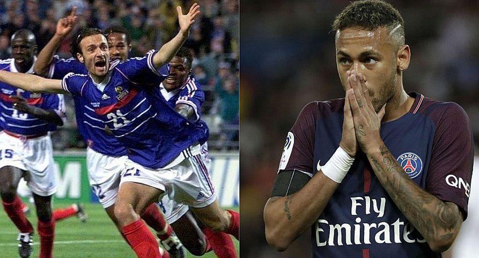 "Christophe Dugarry sobre Neymar: ""Él escupe al PSG, no lo soporto"""