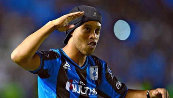 Ronaldinho estaría negociando con el Vasco da Gama