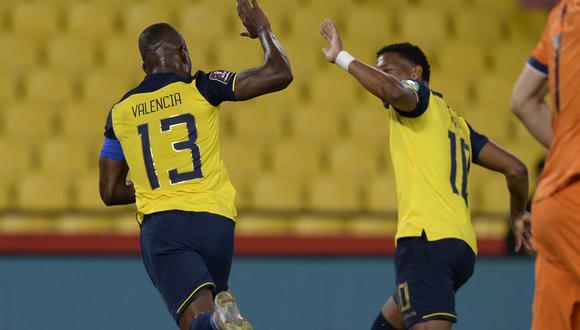 Ecuador sumó tres puntos importantes de local y se mantiene en los primeros lugares.