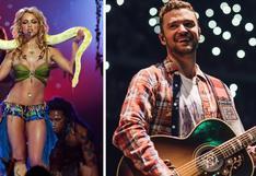Britney Spears confiesa que Justin Timberlake contribuyó en su icónica actuación en los MTV 2001