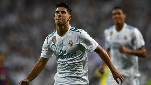 Real Madrid: Marco Asensio sabe quién será el próximo entrenador del club