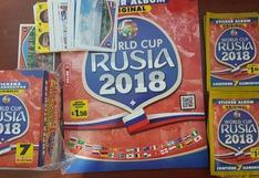 Indecopi sanciona a 3 Reyes por no tener licencia en álbumes de Rusia 2018