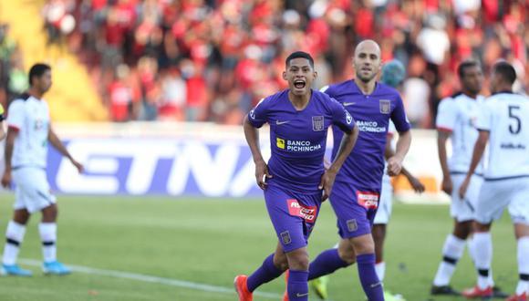 Quevedo, ex Alianza Lima, busca nuevo equipo tras dejar Goiás. (Foto: GEC)