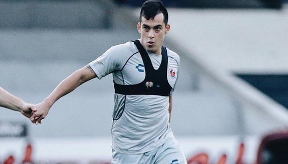 Iván Santillán fue inscrito como nuevo jugador de Veracruz [FOTO]