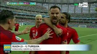Eurocopa 2021: Revive los goles anotados en el Grupo A