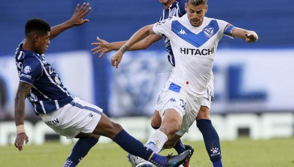 Wilder Cartagena le ganó duelo a Luis Abram en la Superliga argentina | VIDEO