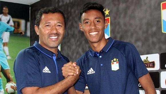 Hijo del 'Chorri' no jugará en Sporting Cristal y fichó por San Martín