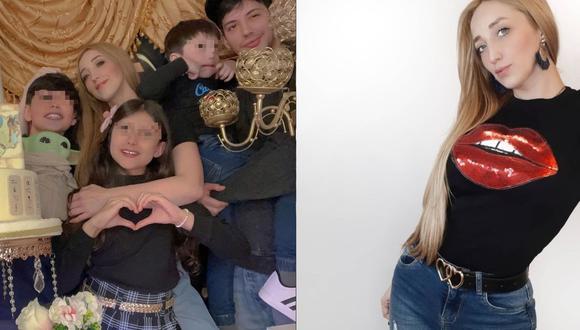 Jean Paul Santa María y Angie Jibaja continúan enfrentados por los hijos que tienen en común (Foto: Instagram @romina.gachoy)