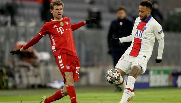 PSG vs. Bayern EN VIVO: Se enfrentan por los cuartos de final de la Champions League (Foto: Internet).